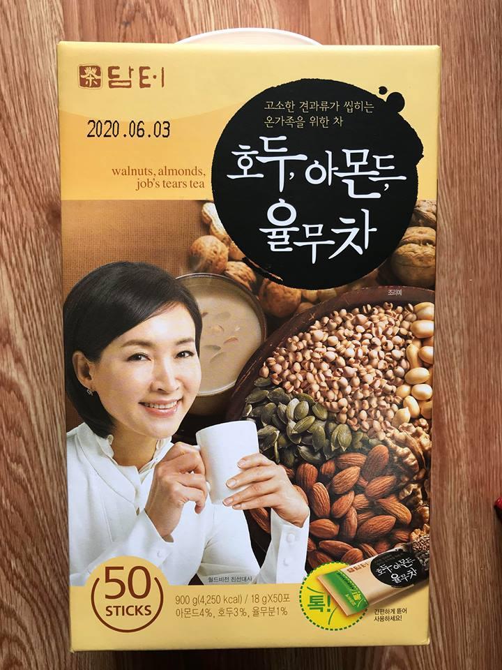 Bột ngũ cốc Hàn Quốc Damtuh
