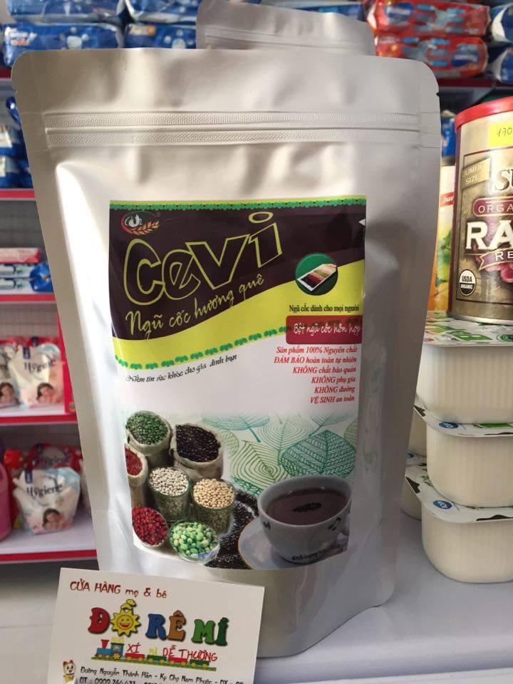 Bột ngũ cốc hỗn hợp Cevi