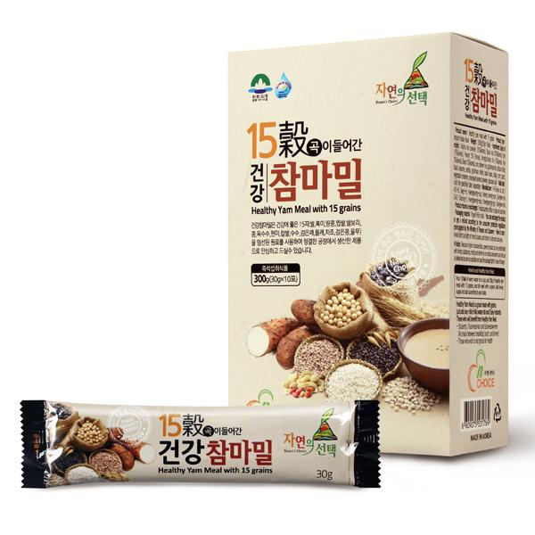 Bột ngũ cốc hỗn hợp 15 loại ngũ cốc N-Choice 960g
