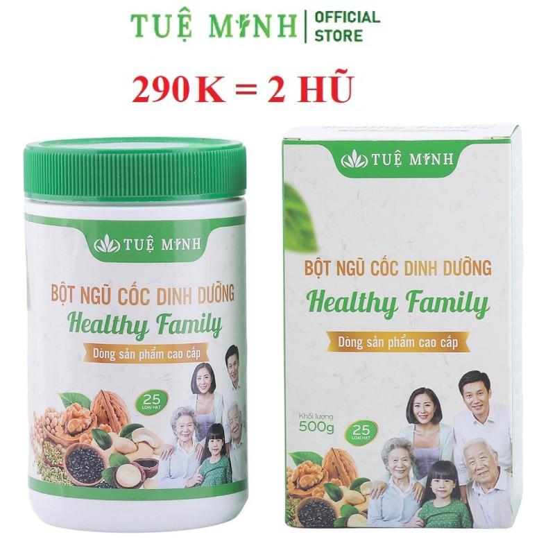 Bột ngũ cốc Tuệ Minh 25 loại hạt chính