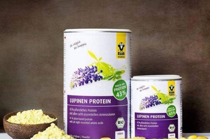 Bột Protein Lupine hữu cơ Raab