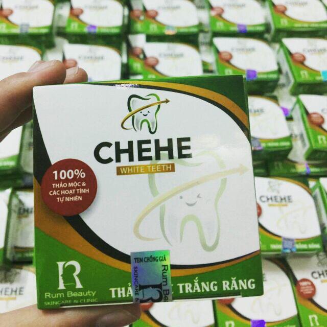 Bột tẩy trắng răng Chehe