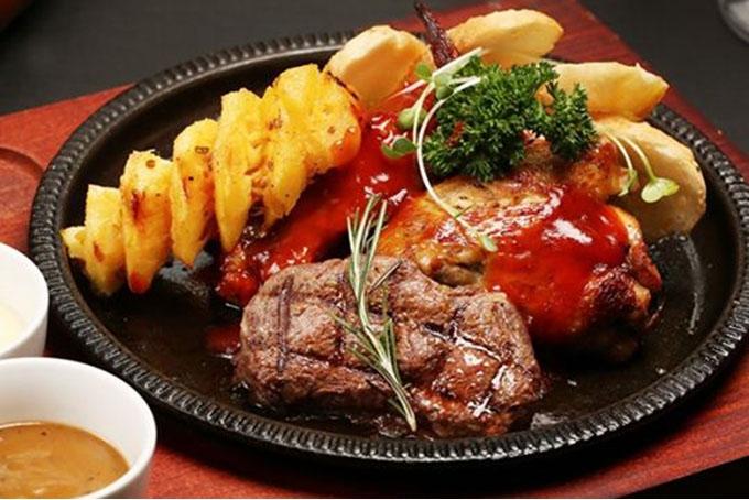 Top 11 quán ăn ngon tại phố Giảng Võ - Hà Nội