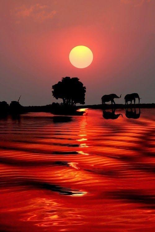 Botswana, Nam Phi