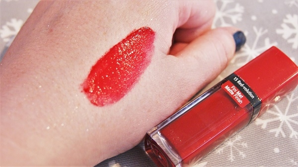 Bourjois Rouge Edition Velvet màu 15