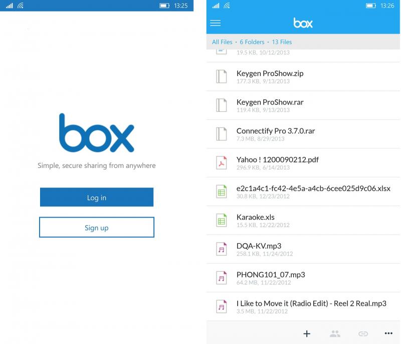 Bạn có thể lưu trữ các tài liệu, thông tin quan trọng mà không mất thêm chi phí với Box