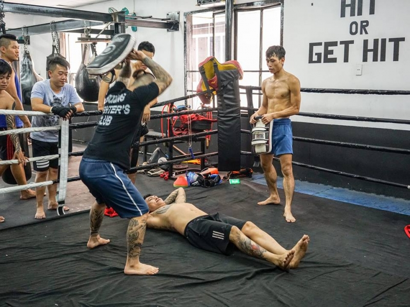 Boxing Fighter's Club