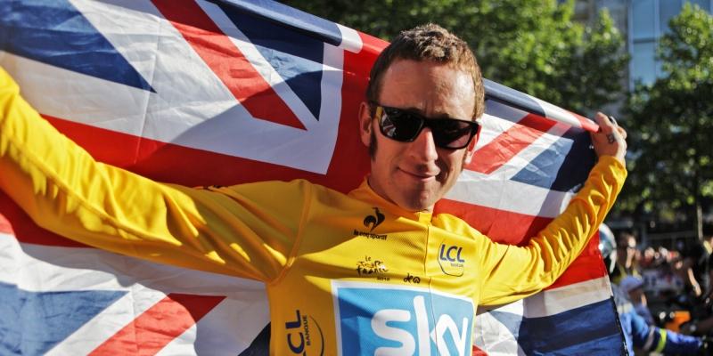 Bradley Wiggins - tay đua năm nay đã 36 tuổi