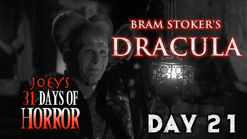 Bram Stoker's Dracula là một kiệt tác về đề tài ma cà rồng trên thế giới.
