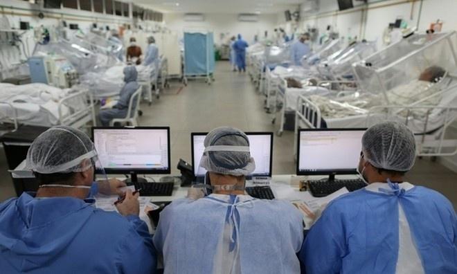 Đại dịch virut corona tại Brasil