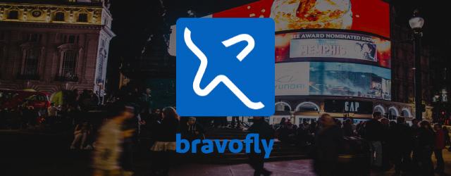 Ứng dụng đặt vé máy bay Bravofly