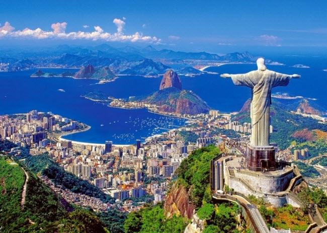 Brazil là quốc gia có nhiều tỷ phú thứ sáu trên thế giới