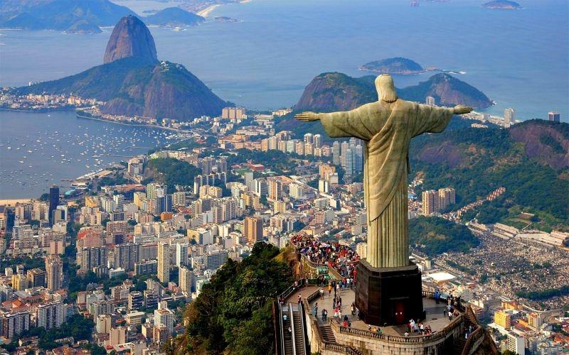 Đất nước Brazil