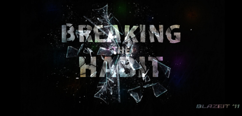 Hình minh họa bài Breaking the Habit