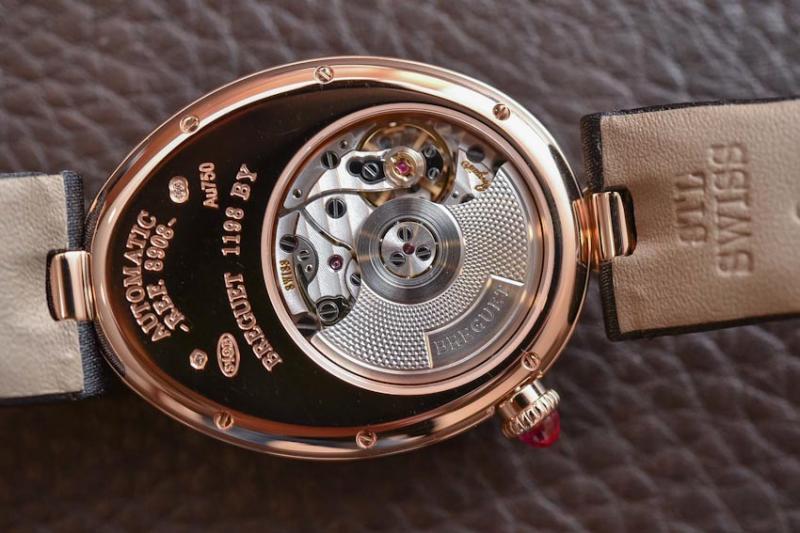 Một mẫu đồng hồ của Breguet