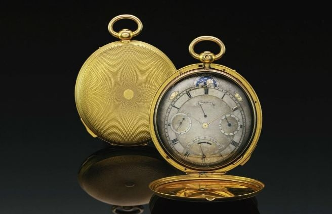 Breguet Pocket Watch 1970- Giá: 734,000 $