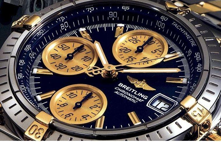 Breitling luôn là hãng đồng hồ đón đầu xu thế