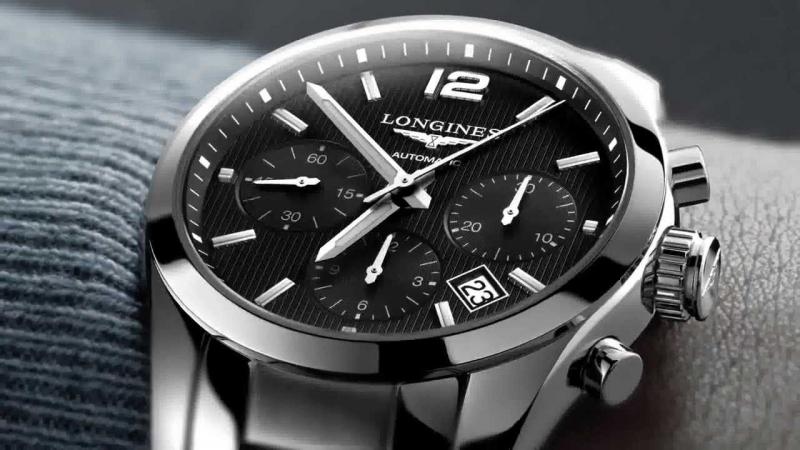 Đồng hồ thương hiệu Longines