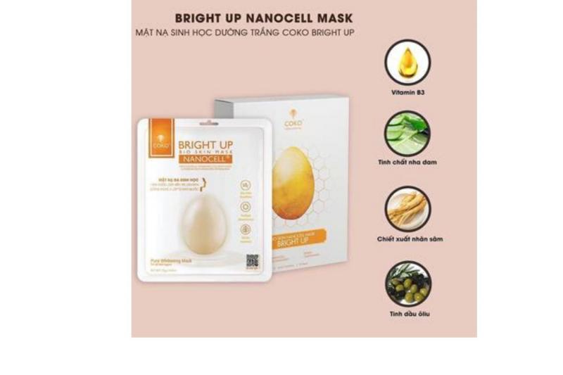 Coko Nano Cell Bright up Mask