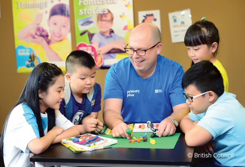 Top 7 trung tâm tiếng anh trẻ em tốt nhất được đánh giá bởi các chuyên gia
