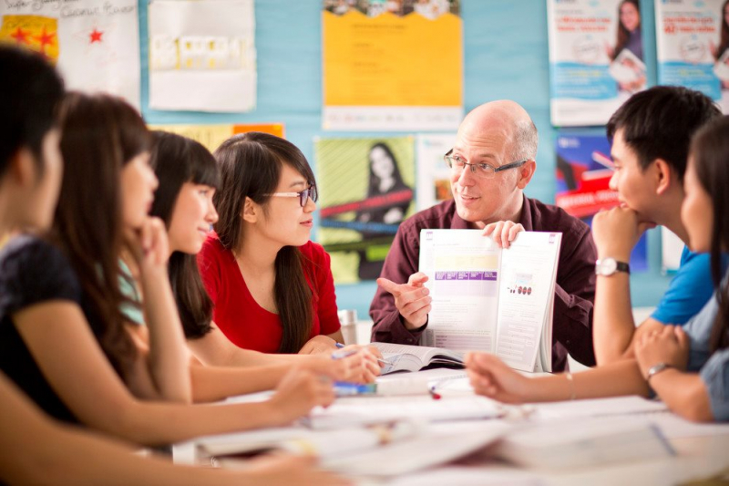 Với mỗi chương trình đào tạo đều được Bristish Coucil áp dụng các bài giảng khách nhau nhằm tạo sự phù hợp cho từng đối tượng học viên