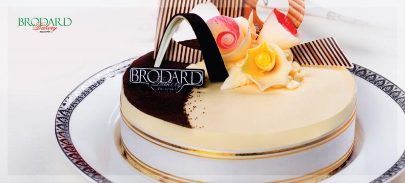 Bánh kem Brodard Bakery
