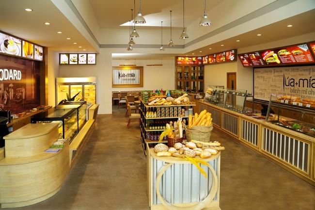 Tiệm bánh Brodard