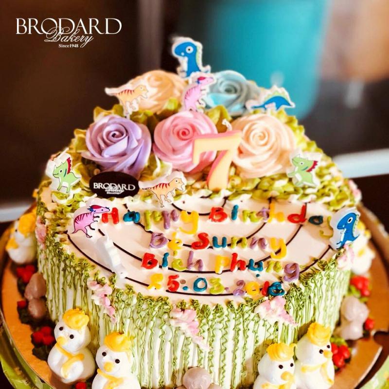 Bánh kem Brodard