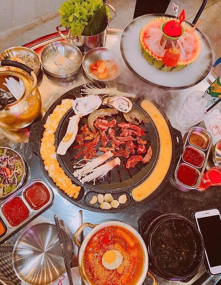 Nhà hàng Bross BBQ mang đến cho thực khách trải nghiệm chân thật như đang thưởng thức món ăn tại chính Hàn Quốc.