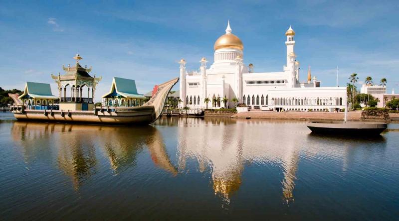 Brunei là quốc gia sản xuất và xuất khẩu dầu mỏ hàng đầu châu Á