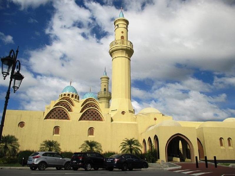 Brunei có nhà thờ Hồi giáo đẹp nhất thế giới