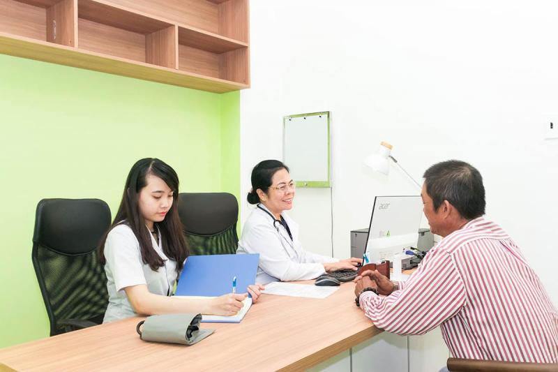 Bs Huỳnh Thị Nhung