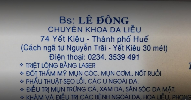 BS.CKI. Lê Đông
