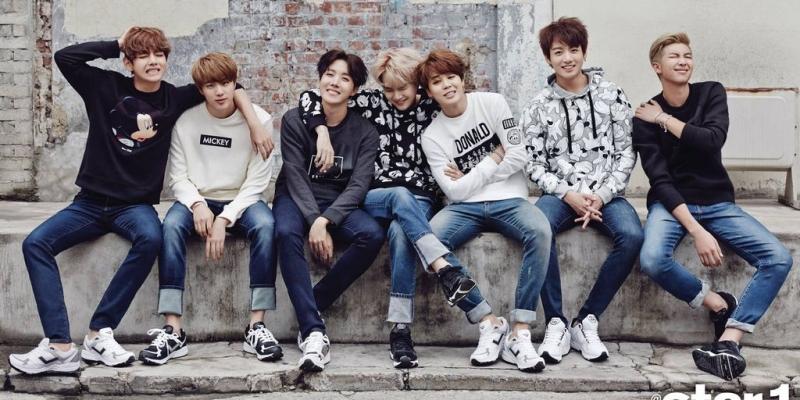 Nhóm nhạc BTS
