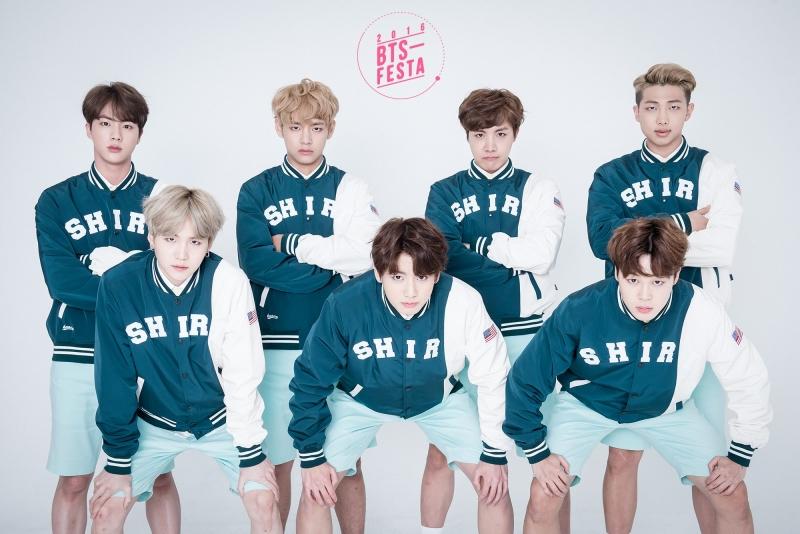 Các chàng trai BTS trong MV