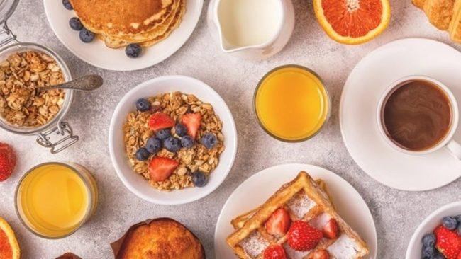 Bữa sáng giàu Protein