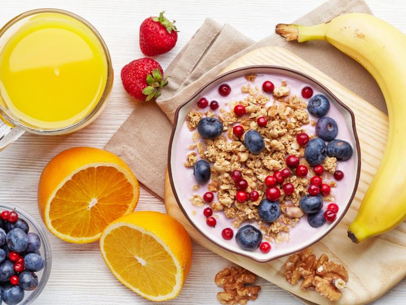 Hãy ăn sáng đầy đủ bạn nhé