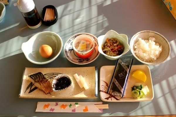 Bữa sáng là quan trọng nhất trong ngày với người Nhật