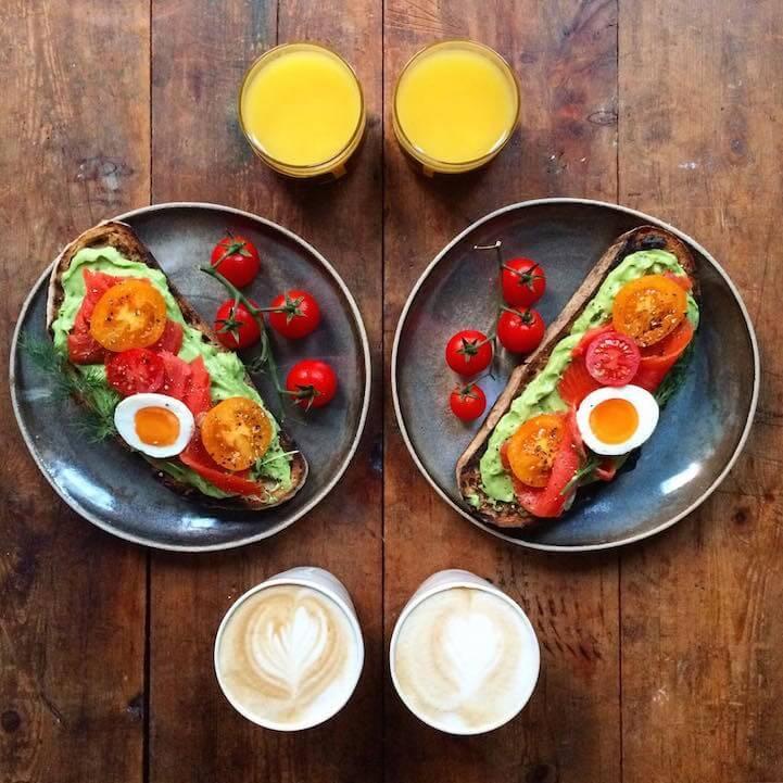 Bữa sáng tình yêu