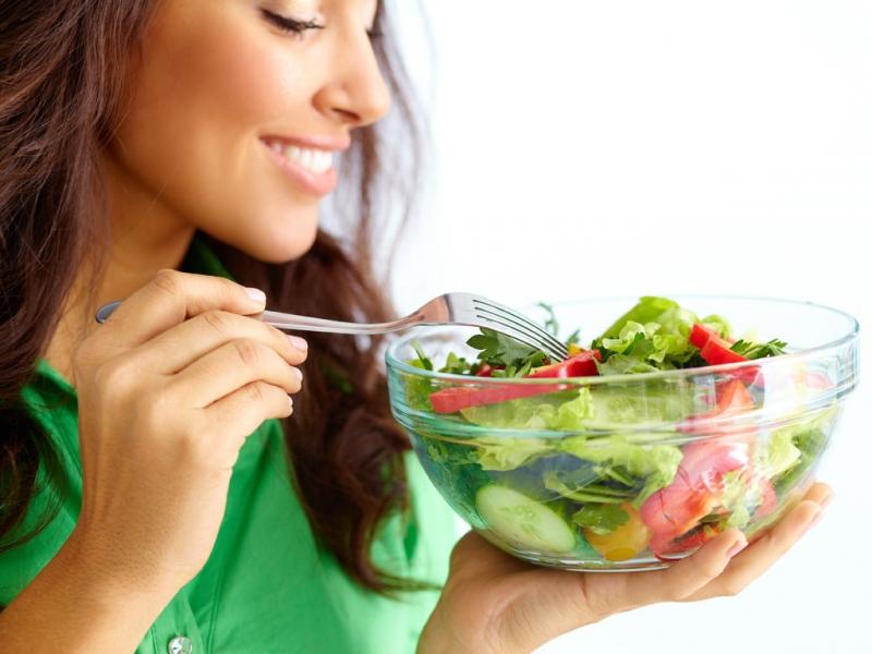 Hãy xem xét chế độ ăn của bạn để có một sức khỏe dồi dào hơn.