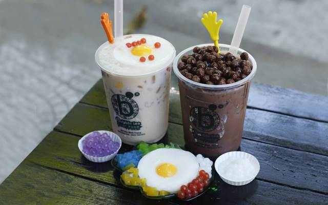 Bubble Tea & Fast Foods