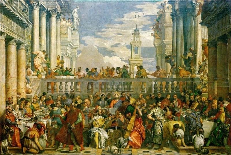 Đám cưới tại Cana