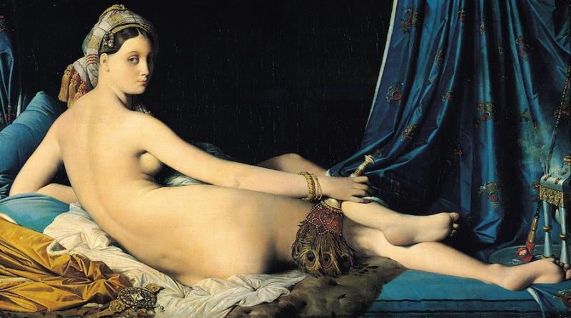 Bức tranh La Grande Odalisque
