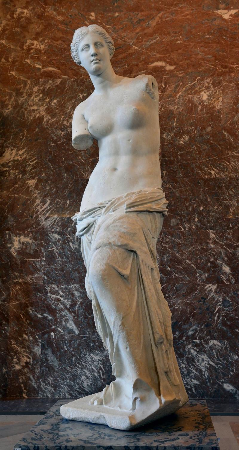 Aphrodite de Milos của Hy Lạp