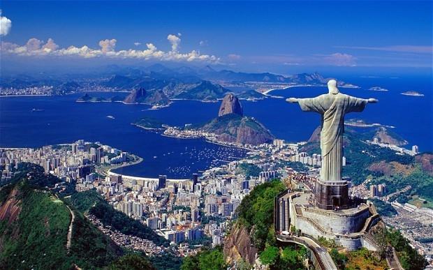 Bức tượng Chúa Ki-tô lớn nhất thế giới