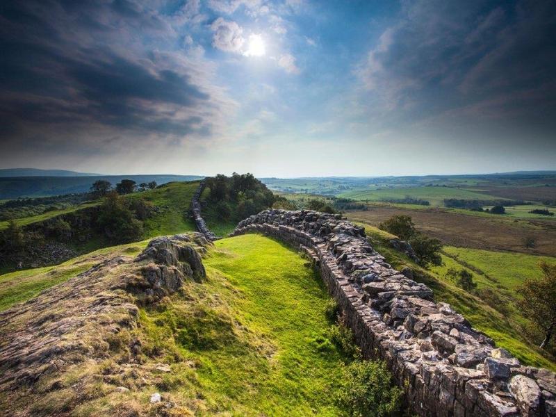 Bức tường Hadrian