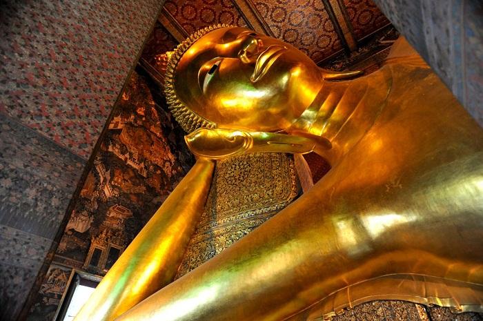 Tượng Phật nằm – Thái Lan