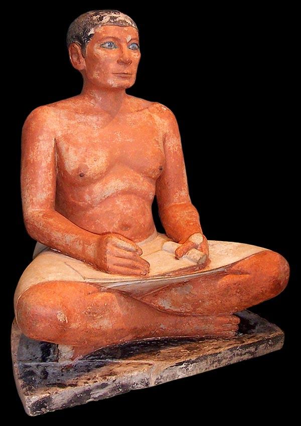 Bức tượng Viên thư lại