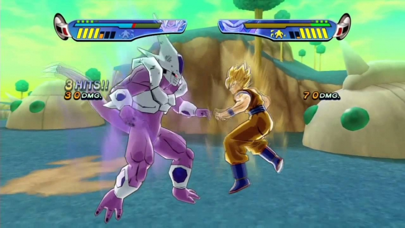 Đồ họa và những màn đối kháng cực đẹp mắt của Game.