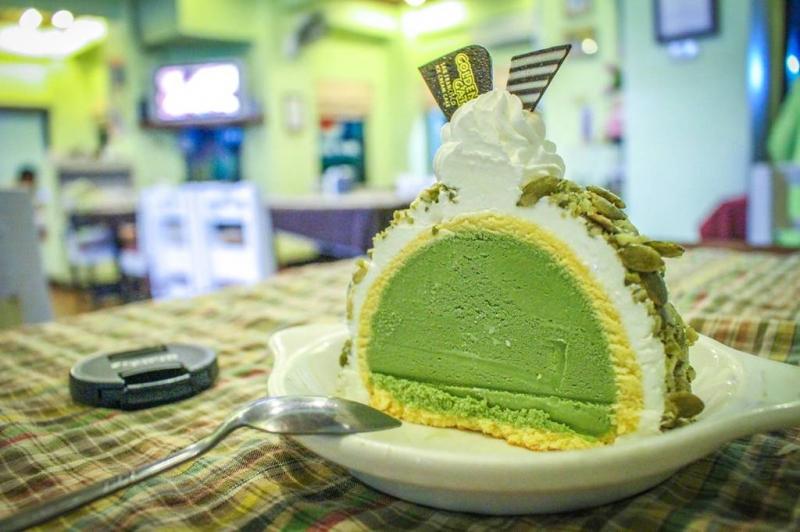Bánh kem Bud's Ice Cream
